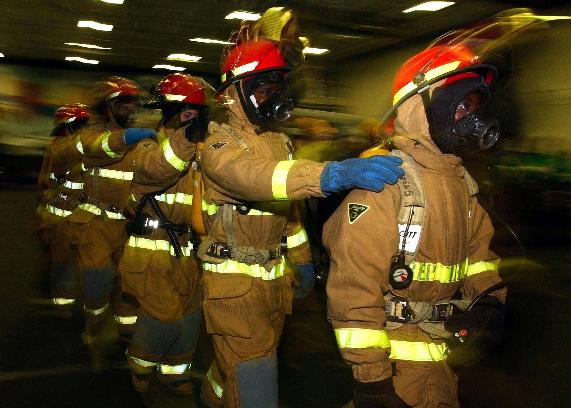image pompiers en ligne